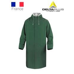 Áo mưa bảo hộ Delta Plus MA305 màu xanh rêu