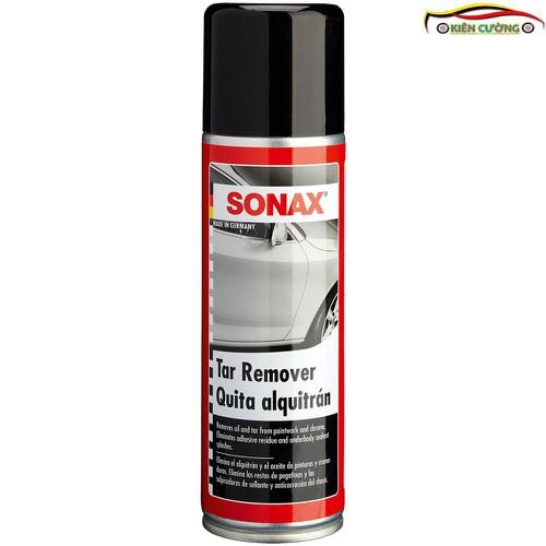 Tẩy nhựa đường và băng keo Sonax Tar Remover 300ml
