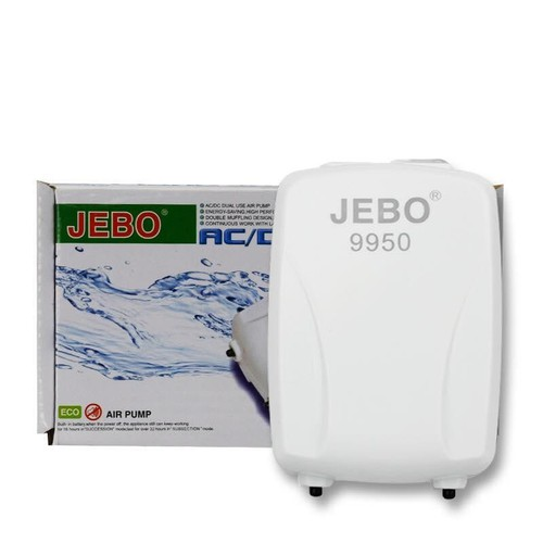 Sủi o2 chạy pin sạc JEBO 9950