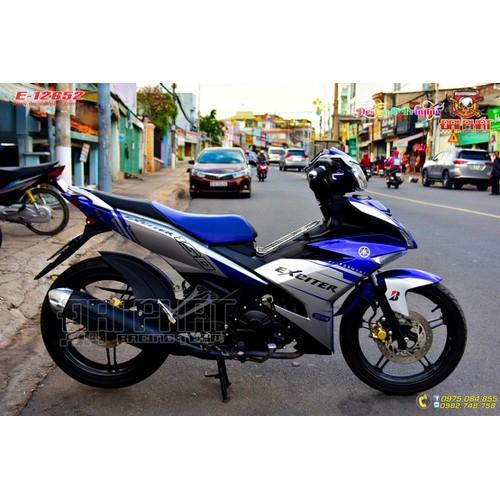 Tem Xe Exciter 150 Ducati Xanh Bạc Candy - 7526458 , 16017061 , 15_16017061 , 520000 , Tem-Xe-Exciter-150-Ducati-Xanh-Bac-Candy-15_16017061 , sendo.vn , Tem Xe Exciter 150 Ducati Xanh Bạc Candy