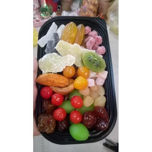 - Mứt trái cây mềm dẻo