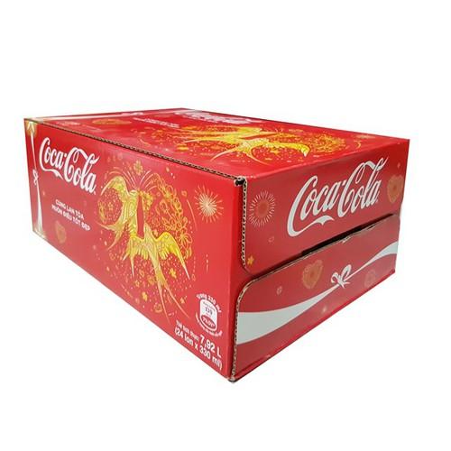 Thùng 24 lon cao nước ngọt Coca Cola 330ml - 11015416 , 16024320 , 15_16024320 , 200000 , Thung-24-lon-cao-nuoc-ngot-Coca-Cola-330ml-15_16024320 , sendo.vn , Thùng 24 lon cao nước ngọt Coca Cola 330ml