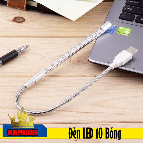 Đèn LED USB 10 Bóng Siêu Sáng