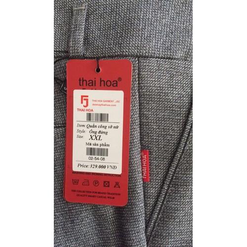 quần tây đen kim tuyến 003-17