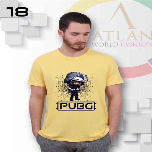 Áo thun nam in hình thời trang PUBG 18