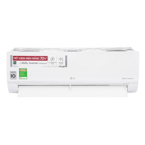 [Nhập tgt1010 giảm 400k tt trả góp]máy lạnh lg inverter 1.5 hp v13ens - v13ens