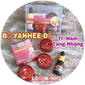 Kem Trị Nám Sạm Da và Tàn Nhang YANHEE - Chính Hãng Thái Lan - BD0017
