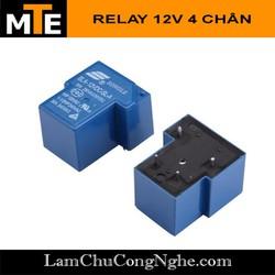 Relay Songle SLA 30A - 12V 4-6 chân