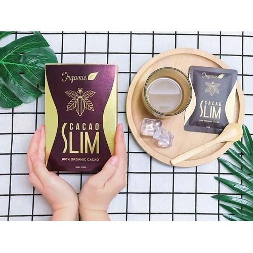 Bột giảm cân Cacao Slim  [TẶNG SON LÌ ANGEL] - 7527264 , 16020577 , 15_16020577 , 480000 , Bot-giam-can-Cacao-Slim-TANG-SON-LI-ANGEL-15_16020577 , sendo.vn , Bột giảm cân Cacao Slim  [TẶNG SON LÌ ANGEL]