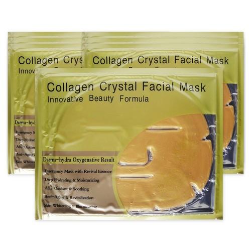 Mặt Nạ Dưỡng Trắng Da & Se Khít Lỗ Chân Lông Collagen Crystal Facial Mask - 11218407 , 16020816 , 15_16020816 , 15000 , Mat-Na-Duong-Trang-Da-Se-Khit-Lo-Chan-Long-Collagen-Crystal-Facial-Mask-15_16020816 , sendo.vn , Mặt Nạ Dưỡng Trắng Da & Se Khít Lỗ Chân Lông Collagen Crystal Facial Mask