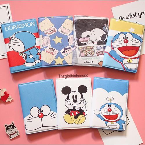 Ví Đựng Hộ Chiếu Passport Cover HOẠT HÌNH CUTE - 11219419 , 16028759 , 15_16028759 , 115000 , Vi-Dung-Ho-Chieu-Passport-Cover-HOAT-HINH-CUTE-15_16028759 , sendo.vn , Ví Đựng Hộ Chiếu Passport Cover HOẠT HÌNH CUTE