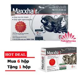 MAXXHAIR – Maxhair ngăn rụng tóc