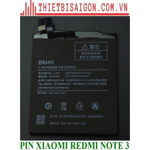 PIN XIAOMI REDMI NOTE 3 - 11166958 , 16034118 , 15_16034118 , 105000 , PIN-XIAOMI-REDMI-NOTE-3-15_16034118 , sendo.vn , PIN XIAOMI REDMI NOTE 3