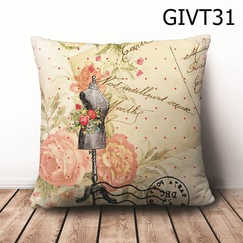 Gối vuông thời trang GVHT31