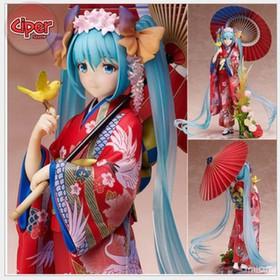 Mô hình Hatsune Miku Hoa Anh Đào - CP01433