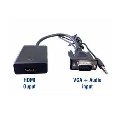 Cáp chuyển Vga to HDMI