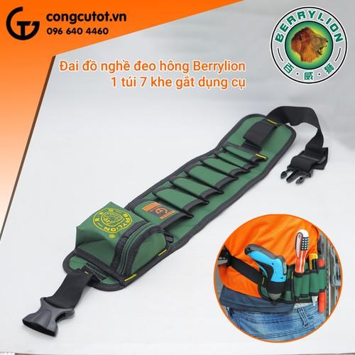 Túi đựng đồ nghề đeo thắt lưng BerryLion654