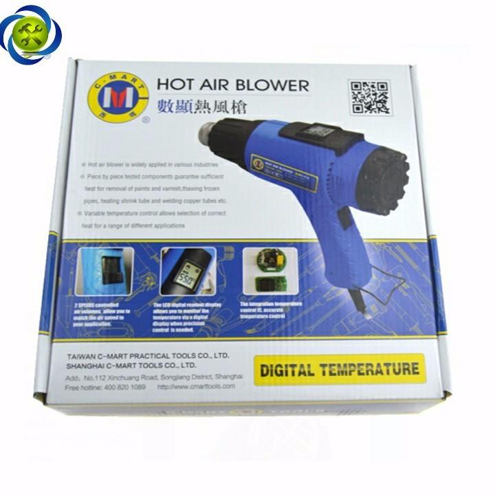 Súng thổi hơi nóng C-Mart C0018E-1600 4