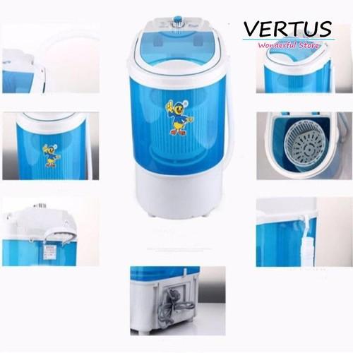 Máy giặt mini chuyên dụng quần áo trẻ em - Máy giặt sinh viên 4,5kg - 11220302 , 16030596 , 15_16030596 , 1480000 , May-giat-mini-chuyen-dung-quan-ao-tre-em-May-giat-sinh-vien-45kg-15_16030596 , sendo.vn , Máy giặt mini chuyên dụng quần áo trẻ em - Máy giặt sinh viên 4,5kg