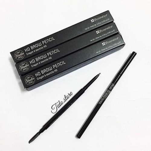 Chì Kẻ Mày BH Cosmetics Studio Pro HD Brow Pencil - 7889069 , 16039698 , 15_16039698 , 215000 , Chi-Ke-May-BH-Cosmetics-Studio-Pro-HD-Brow-Pencil-15_16039698 , sendo.vn , Chì Kẻ Mày BH Cosmetics Studio Pro HD Brow Pencil