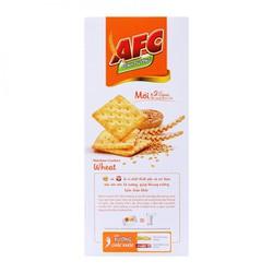 Bánh dinh dưỡng vị lúa mì AFC hộp 100g