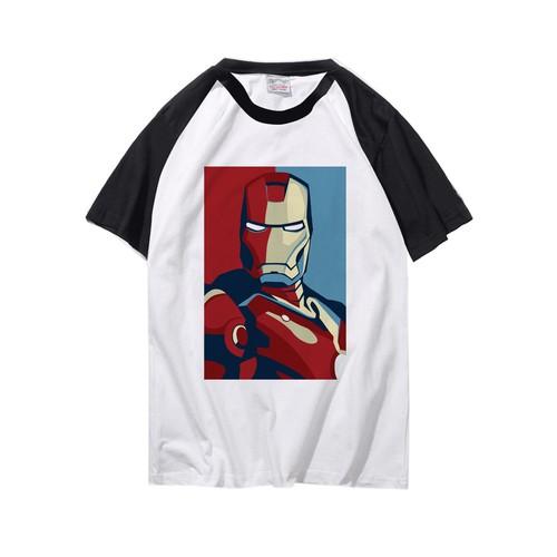 Mẫu Áo Thun Iron Man Mới