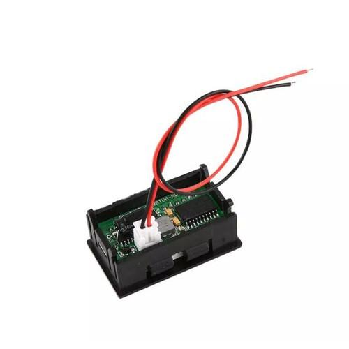đồng hồ đo điện áp - dung lượng ac quy