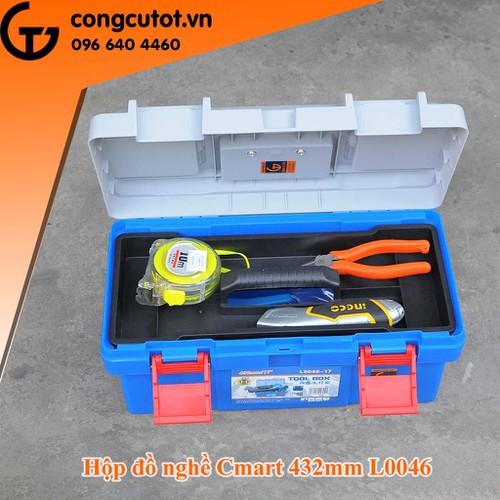 Hộp đựng đồ nghề sửa xe Cmart-L0046