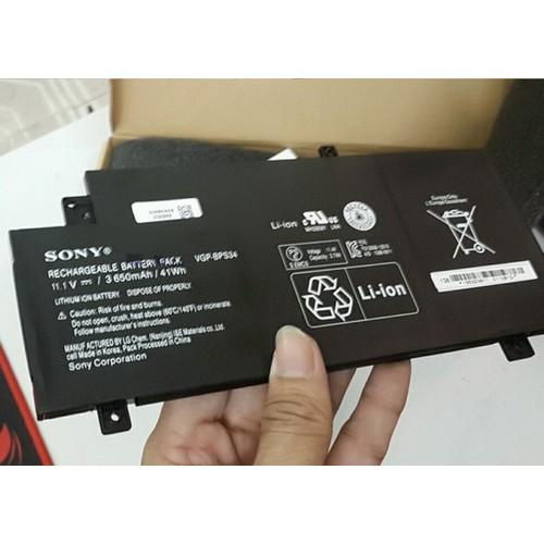 pin laptop BPS34