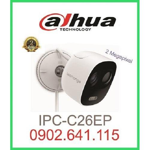 CAMERA IP DAHUA IPC-C26EP 2.0MP