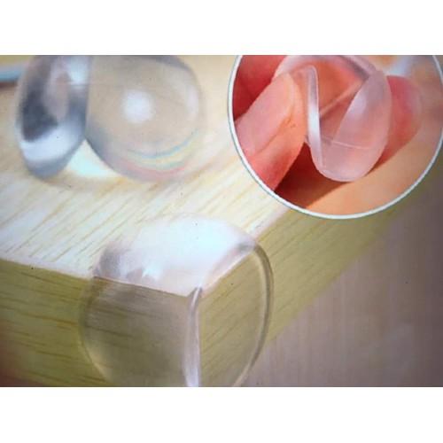 Bộ 4 bọc cạnh góc bàn silicon bảo vệ bé - 11222797 , 16037537 , 15_16037537 , 35000 , Bo-4-boc-canh-goc-ban-silicon-bao-ve-be-15_16037537 , sendo.vn , Bộ 4 bọc cạnh góc bàn silicon bảo vệ bé