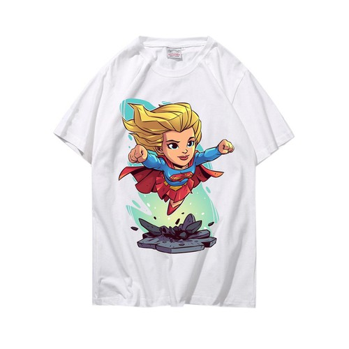 Áo Thun Super Girl