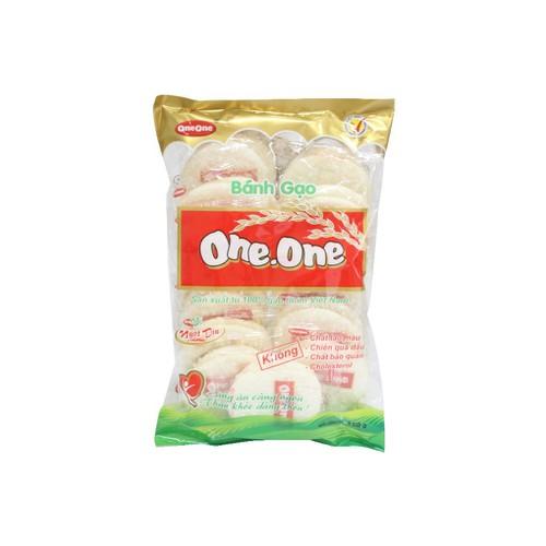 Bánh gạo One One gói 150g - 7529500 , 16038593 , 15_16038593 , 14800 , Banh-gao-One-One-goi-150g-15_16038593 , sendo.vn , Bánh gạo One One gói 150g