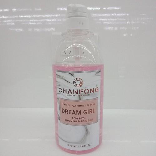 Sữa tắm CHANFONG ANNA DE ANN 850ML