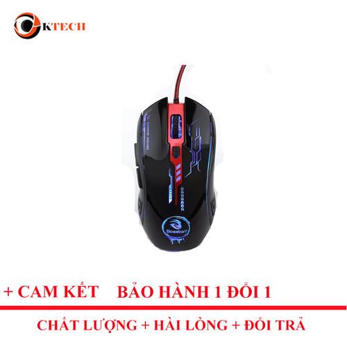 Chuột Gaming Bosston GM200 có LED - 7135040 , 13856226 , 15_13856226 , 95000 , Chuot-Gaming-Bosston-GM200-co-LED-15_13856226 , sendo.vn , Chuột Gaming Bosston GM200 có LED