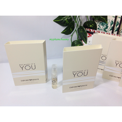 Mẫu Thử Nước Hoa Vial Giorgio Armani Emporio Because It's You