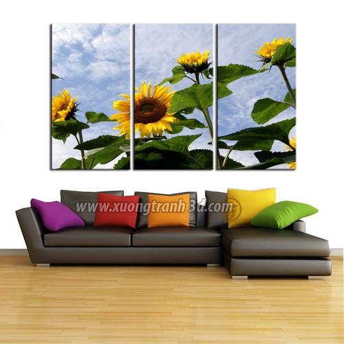 Tranh bộ 3 bức hoa hướng dương 40x60 treo tường - 7142859 , 13862317 , 15_13862317 , 449000 , Tranh-bo-3-buc-hoa-huong-duong-40x60-treo-tuong-15_13862317 , sendo.vn , Tranh bộ 3 bức hoa hướng dương 40x60 treo tường