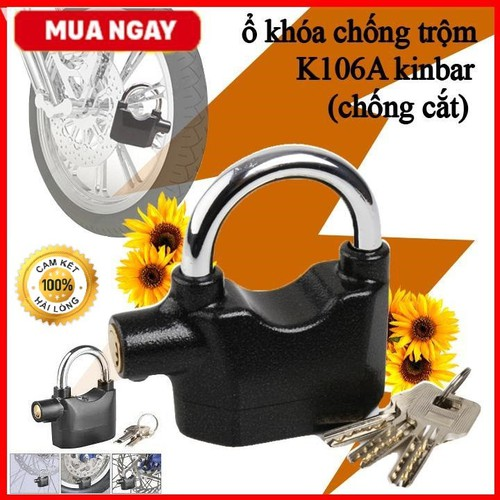 [CÓ VIDEO THẬT] ổ khóa chống trộm KINBAR chống cắt có còi hú thông minh - 7145258 , 13864262 , 15_13864262 , 150000 , CO-VIDEO-THAT-o-khoa-chong-trom-KINBAR-chong-cat-co-coi-hu-thong-minh-15_13864262 , sendo.vn , [CÓ VIDEO THẬT] ổ khóa chống trộm KINBAR chống cắt có còi hú thông minh