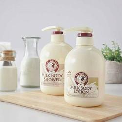 Sữa dưỡng thể MILK BODY LOTION
