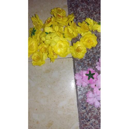 500g hoa đào hoa mai rời