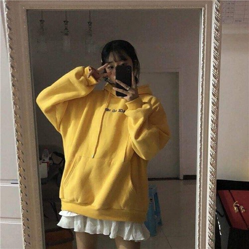 Áo hoodie xịn baby