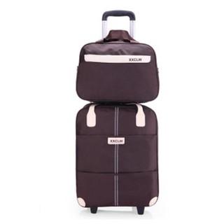 Vali túi kéo du lịch có chân di chuyển cao cấp - vali du lịch RRE0357 thumbnail