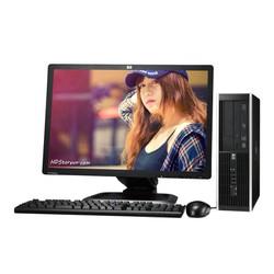 Cây máy tính để bàn HP 6300 Pro Sff, EXS2, CPU G620, Ram 4GB, SSD 256GB, DVD, tặng USB Wifi, hàng nhập khẩu, bảo hành 24 tháng, không kèm màn hình