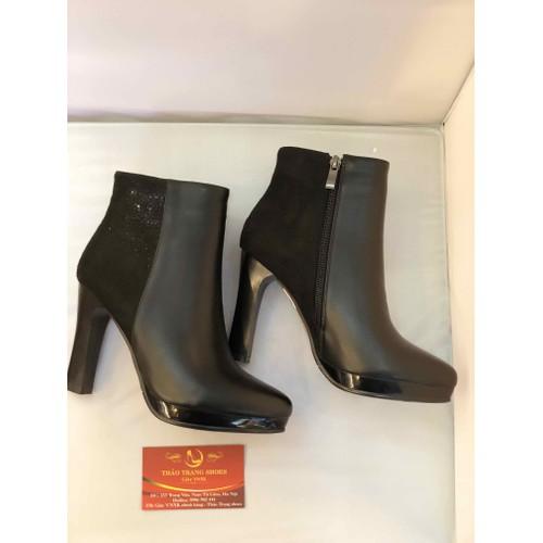 Giày Boot Nữ Cổ Thấp Đẹp - 7124850 , 13849050 , 15_13849050 , 620000 , Giay-Boot-Nu-Co-Thap-Dep-15_13849050 , sendo.vn , Giày Boot Nữ Cổ Thấp Đẹp