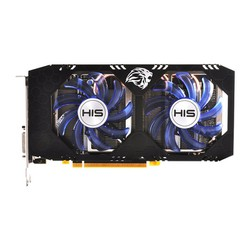 Vga HIS RX 470 IceQ X² OC 4GB AMD Radeon 4Gb DDR5 256 Bits