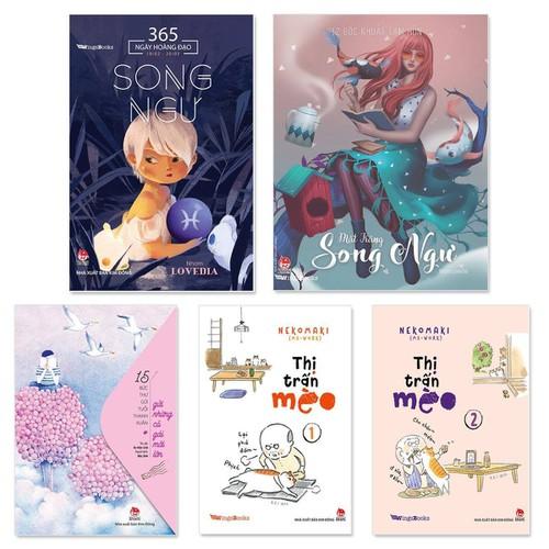 Combo 5 quyển sách dành cho cô gái cung Song Ngư - 7122675 , 13847331 , 15_13847331 , 292000 , Combo-5-quyen-sach-danh-cho-co-gai-cung-Song-Ngu-15_13847331 , sendo.vn , Combo 5 quyển sách dành cho cô gái cung Song Ngư