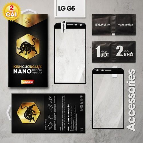 Combo 2 miếng kính cường lực LG G5 Full Webphukien đen - 7124543 , 13848959 , 15_13848959 , 169000 , Combo-2-mieng-kinh-cuong-luc-LG-G5-Full-Webphukien-den-15_13848959 , sendo.vn , Combo 2 miếng kính cường lực LG G5 Full Webphukien đen