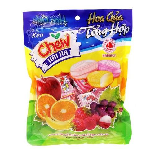 Kẹo Chew hoa quả tổng hợp Hải Hà gói 250g - 7131216 , 13853547 , 15_13853547 , 11500 , Keo-Chew-hoa-qua-tong-hop-Hai-Ha-goi-250g-15_13853547 , sendo.vn , Kẹo Chew hoa quả tổng hợp Hải Hà gói 250g