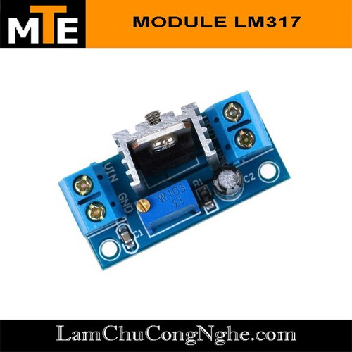 Mạch nguồn hạ áp LM317 - Module nguồn có điều chỉnh điện áp - 10942738 , 13858600 , 15_13858600 , 15000 , Mach-nguon-ha-ap-LM317-Module-nguon-co-dieu-chinh-dien-ap-15_13858600 , sendo.vn , Mạch nguồn hạ áp LM317 - Module nguồn có điều chỉnh điện áp