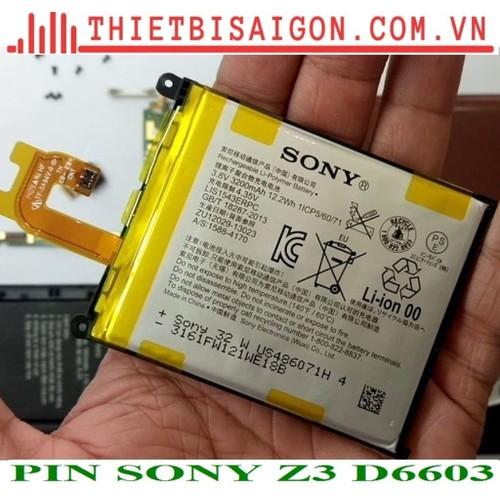 PIN SONY Z3 D6603
